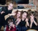 Enfants sur Triller