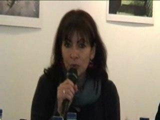 Anne Hidalgo Débat sur la santé Confluences 20e