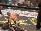 Strikeforce - Lawler fight & Nick Diaz interview pics