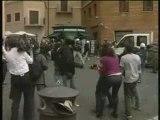Roma - Lazio (2004-2005) hooligan ultras