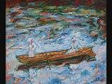 French Impressionist painter , Peintre impressionniste francais
