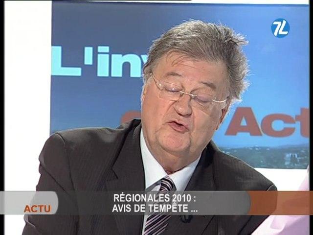 exclusité 7LTV, invité de l'actu Frêche