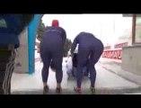 Bobsleigh : une Ecossaise se retrouve les fesses à l'air