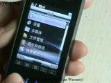 Mini N97 Quad Band Dual Sim Cell TV Phone With Sensor &Flash