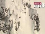 Julien Lopez - Nissan Freeride de Chamonix-Mont-Blanc