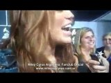 Miley Cyrus - 52nd Annual GRAMMY Awards 2010 - Interviews