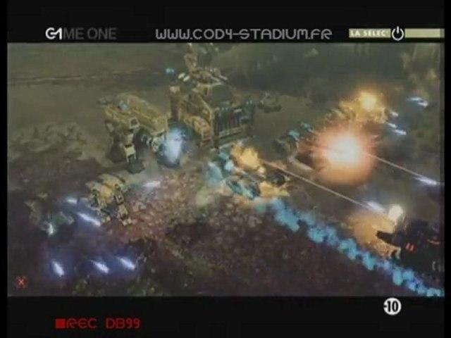 News Command & Conquer 4 - dB99 - GameOne - Fevrier 2010