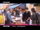 Interview Dantec TV5 Monde