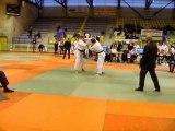 JC Bazeilles 10 01 30 regions juniors St Julien les villas