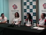 Team GB Skeleton Team Announcement for Vancouver 2010 Winter Olympics