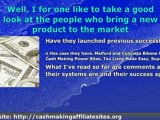 Cash Making Affiliate Sites  A Sure Way To Build Up Your Aff