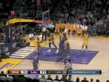 NBA Game Recap Bobcats vs. Lakers 03.02.2010