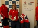 Team GB Kitting Out for the Vancouver 2010 Winter Olympics