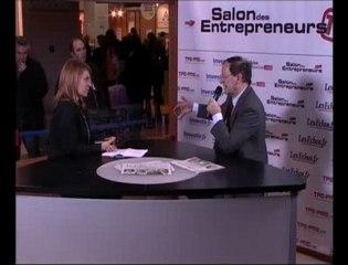 Salon des Entrepreneurs Paris 2010