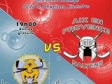 Roller inline hockey : Aix en Provence / Lons le saunier N2