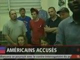 Les kidnappeurs américains seront jugés en Haïti