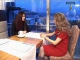 Tuba Büyüküstün Röportajı (Azerbeycan Televizyonu) 2