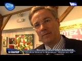 Debout dans le Val d'Oise avec Nicolas Dupont-Aignan