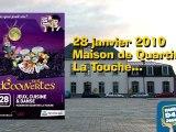 #2 Nuit D4 jeudis, nuit découvertes - 28/01/10 MDQ La Touche