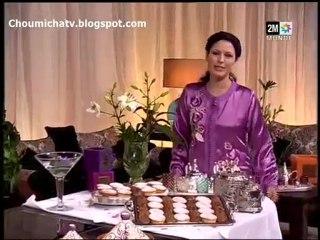 Bouchées au chocolat et friands