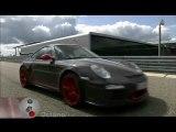 Porsche GT3 RS, Ford Mustang, Fiat Punto Evo, Camionetas GM