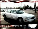 used Buick Park Avenue MI Michigan 2002 Detroit