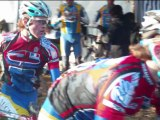 Un Cyclo Cross à l'Americaine ... With the brothers Morel