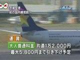 茨城空港から神戸へBYスカイマーク
