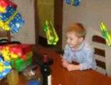 anniversaire corentin 3 ans!