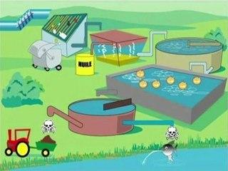 Pollution des stations épuration 22-janvier-2010