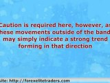 Currency Trading Charts: Using Bollinger Bands
