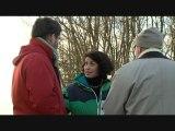 Safia Lebdi, tête de liste des Verts dans le Val d'Oise