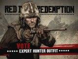 Red Dead Redemption : vote for costume trailer