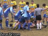 Rugby RC Strasbourg 36 6  Pontarlier saison 2010