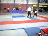 Compétition Kung Fu  Régionale Rhône Alpes Adam Moua