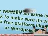 Internet Marketing Beginners-Choosing The Best Ezine Adverti