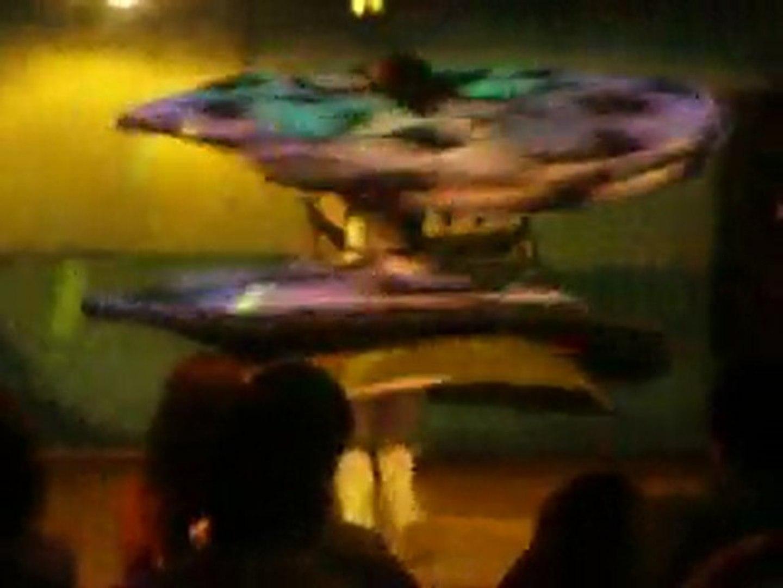 Танец с юбками 2