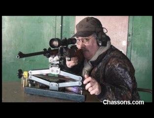 La carabine Blaser R8 calibre 300wm