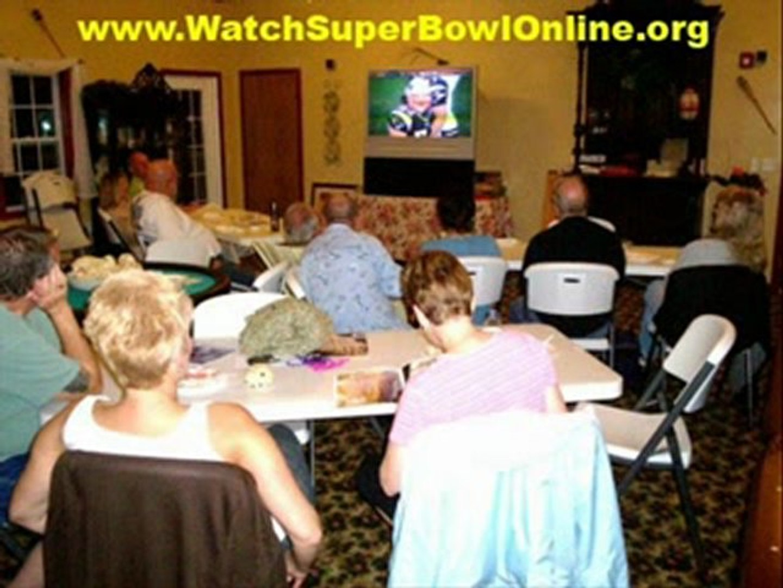 stream nfl Superbowl 2010 games on the net