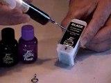 Refill Instructions for Epson Black Cartridges