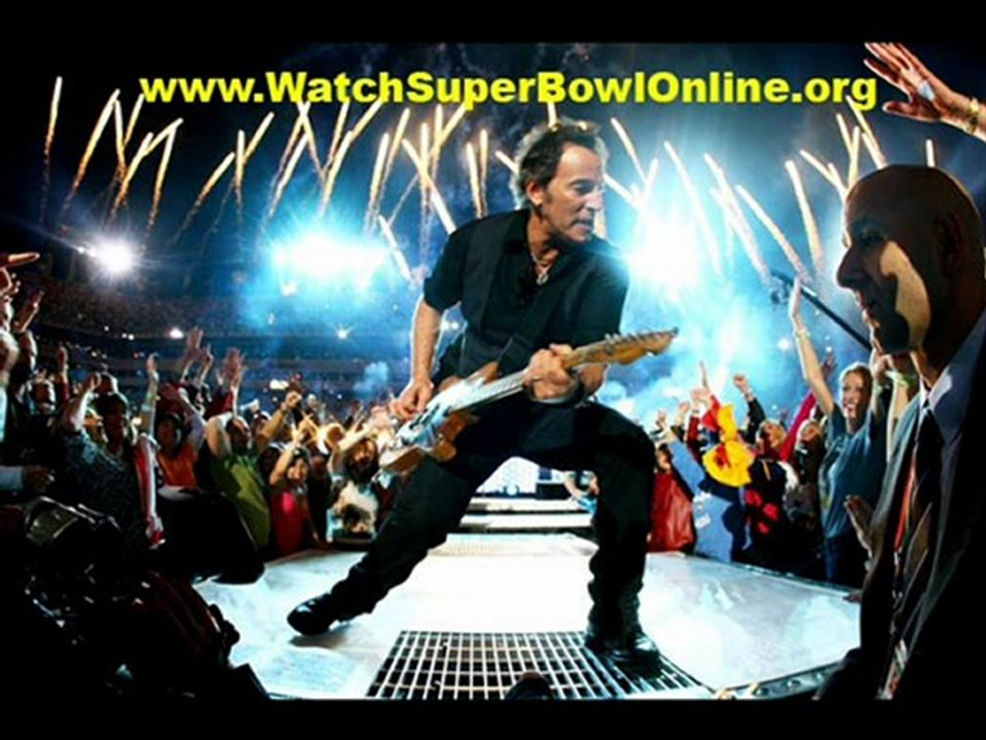 website to watch nfl games Superbowl 2010 streaming