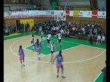 LFB 2009-2010 : J15 Challes-les-Eaux Basket - Arras
