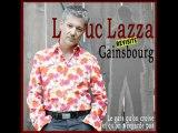 LUC LAZZA REVISITE GAINSBOURG Accordéon