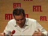 Tanguy Pastureau sur RTL (10/02/10)