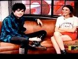 Adam Lambert crushing on Bill Kaulitz from Tokio Hotel