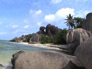 Seychelles - Anse Source d'argent  - La digue