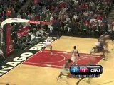 Dwight Howard throws down the alley-oop jam from Jameer Nesl