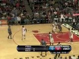 Jameer Nelson gets the steal and Dwight Howard finishes on t
