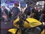 Nouvelle moto française Voxan.