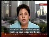 Wafa Sultan Debating Islamic Cleric بالعربية مع ترجمة بالانج